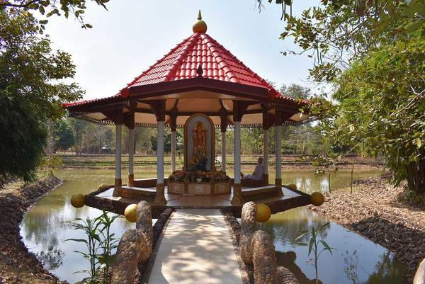 Nava Disa Retreat Center in Thailand